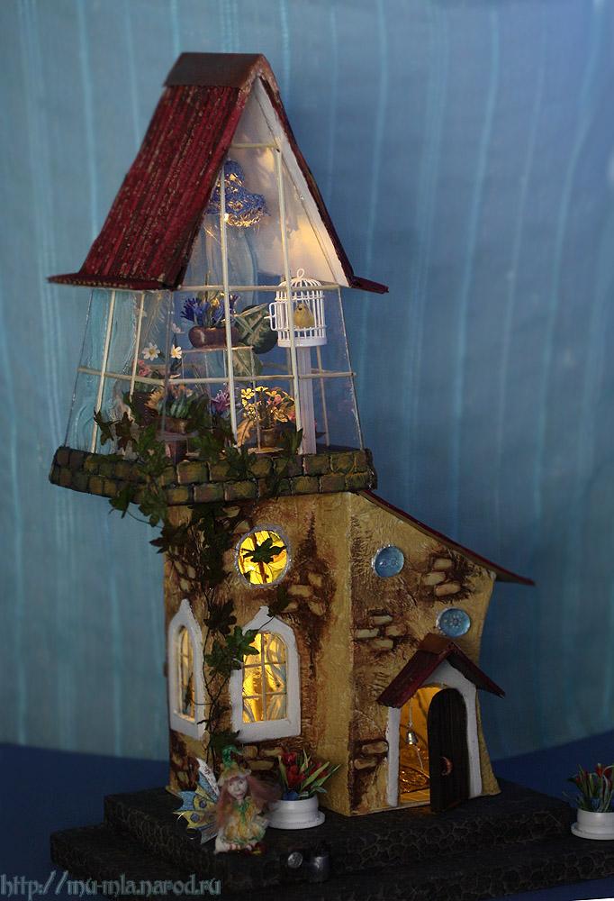 Волшебная оранжерея от Анастасии Александровой Orangereya-night1