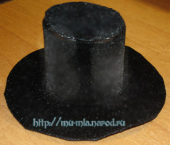 Как сделать джентельменскую шляпу своими руками 12